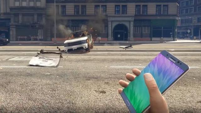"""三星""""封杀""""YouTube网站Note 7爆炸恶搞视频游戏"""