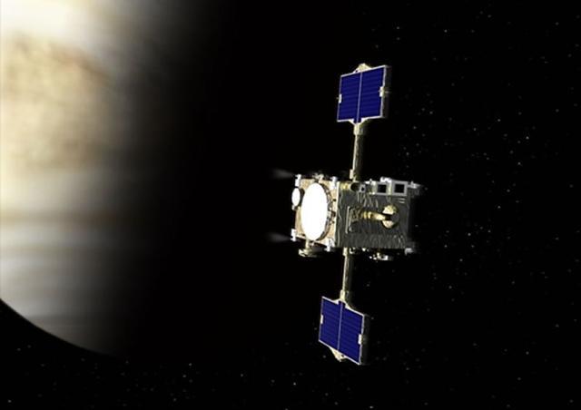 """日本""""晓""""号金星探测器摄像头损坏"""