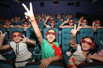科學家:看3D電影能讓你的大腦更靈活