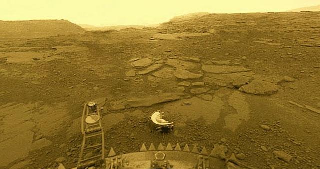 """金星""""维纳斯""""时隔40年重回人类探索视野"""