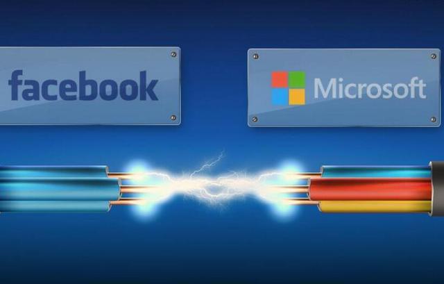 Facebook与微软联手铺设横贯大西洋网络电缆 8月开工