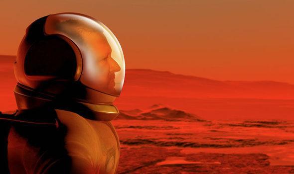 NASA称将继续探索火星液态水的真正来源