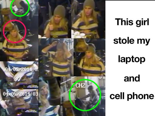 看互联网怎样帮她找回失窃的MacBook Air