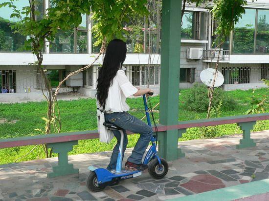 武汉封杀电动滑板车、电动平衡车