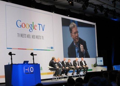 谷歌CEO对话六CEO:互联网电视需要外部支持