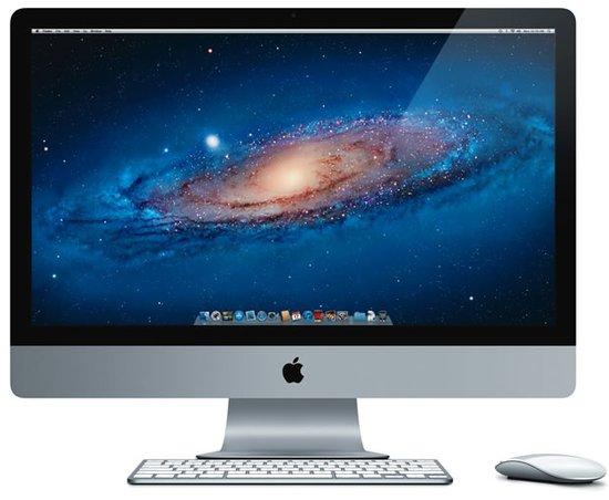 传全新iMac将配备视网膜屏 预计10月上市