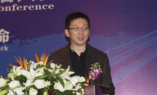 图文:IDG中国区副总裁李丰