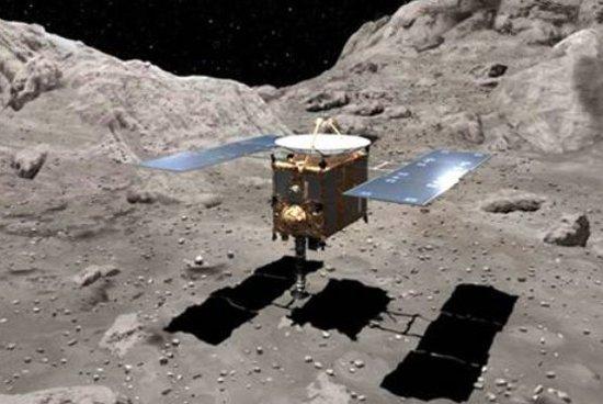 """日本""""隼鸟2号""""小行星探测器于2014年发射"""