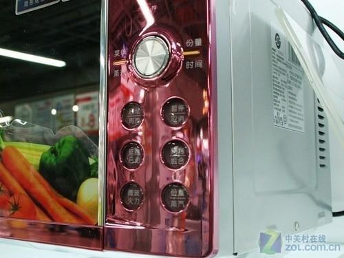 三洋微波炉售988元 功能全面价位适中