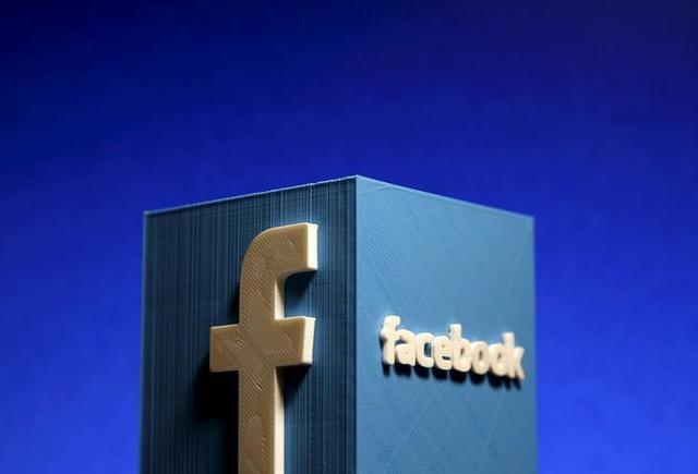 Facebook股价暴涨15.52%