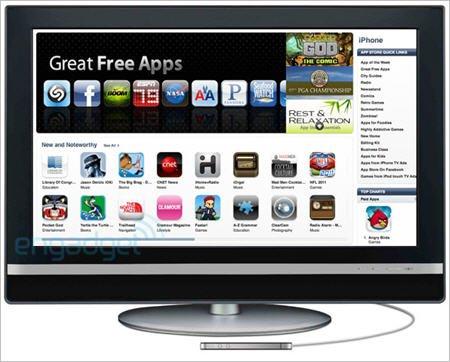 传苹果新款Apple TV机顶盒将命名为iTV(图)