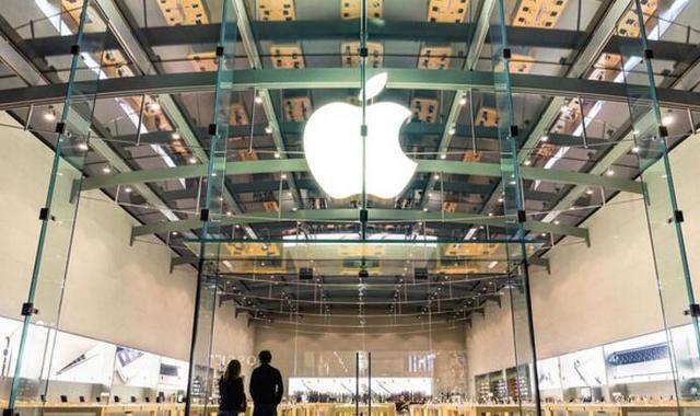 苹果上海第七家零售店本周开业 国内手机线下争夺升温