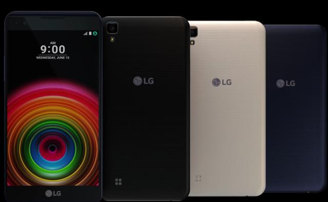 LG独出心裁推X系列手机:每款只有一个硬件卖点