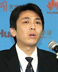 普天广电事业本部副总经理黄浩东