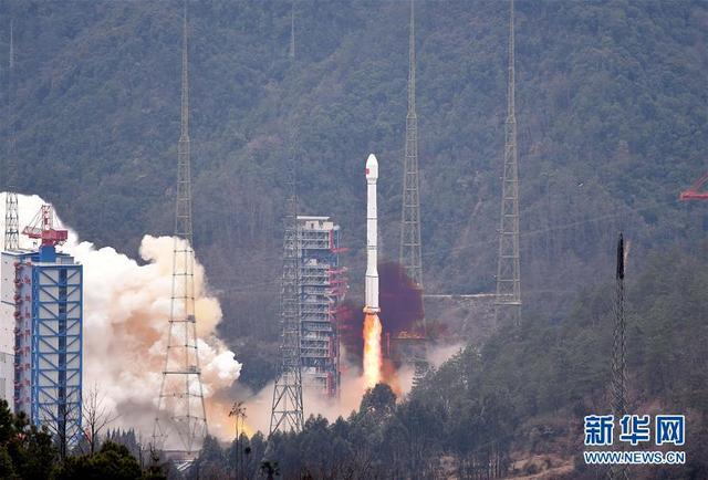 中国未来5年将发射近40颗北斗导航卫星