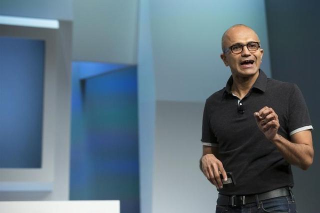 传微软CEO纳德拉于9月底访华 欲解决反垄断问题