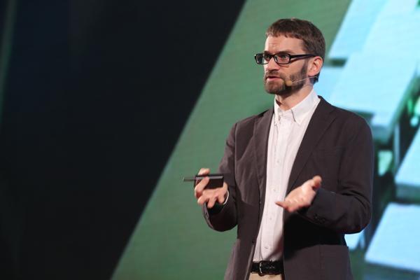 交互专家Daniel:未来的互动应该是全方位的