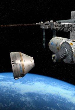 美私人公司研制出商业宇宙飞船(图)图片