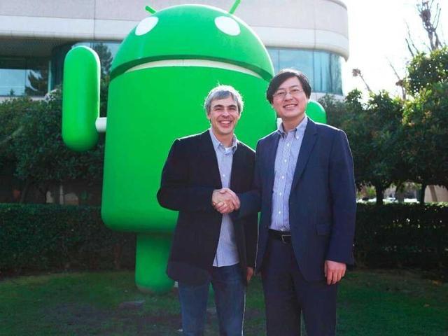 杨元庆:联想要做智能手机老大