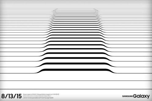 三星8月13日举行产品发布会 Note 5要来了