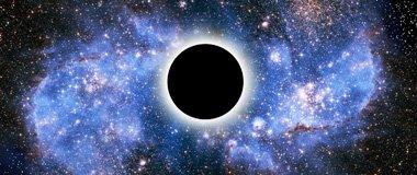 如果一枚硬币大小的黑洞出现在你面前会怎么样