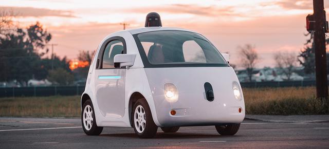 无人车事故率低于传统汽车