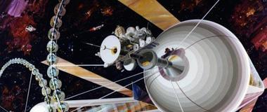 科学家:人类20年内或可进入地球轨道定居