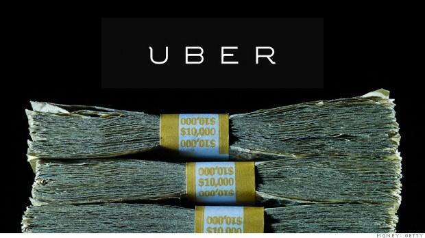 Uber价值2000亿?这是投资人给其未来的估值