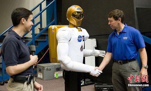"""全球首名太空机器人将在空间站""""度过余生"""""""
