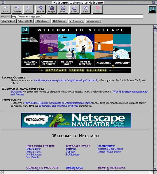 IE瀏覽器20歲了 曾入選最糟糕科技產品名單