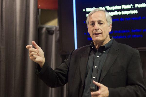 专访硅谷F50联合创始人Bill:不可无限制试错