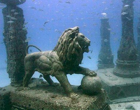盘点11大海底坟墓 深海人