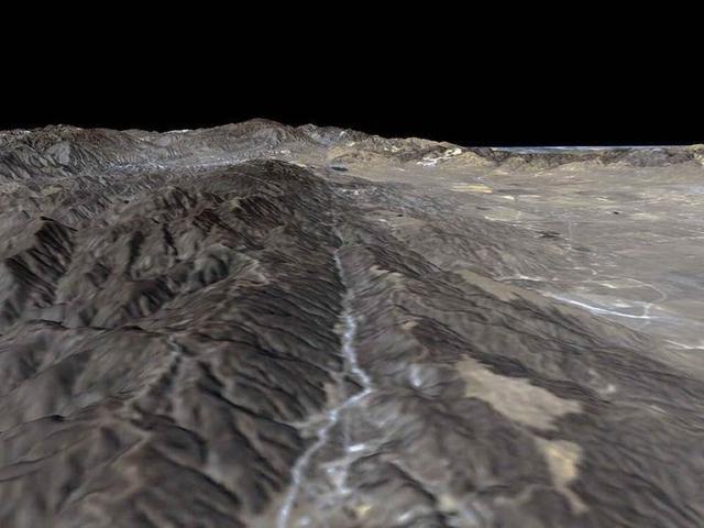 地球潮汐可以引发加州圣安德烈亚斯断层地震