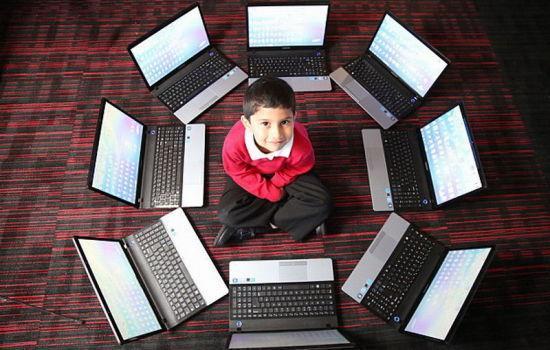 [科技不怕问]5岁孩子通过的微软考试有多难?