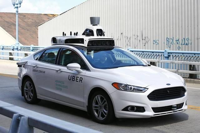 Uber在匹兹堡上线无人车,市长分享了幕后故事