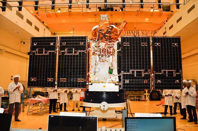 超越美俄!印度成功发射一箭104星 创造新世界纪录