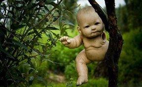墨西哥诡异娃娃岛:关于女孩的古老神秘传说