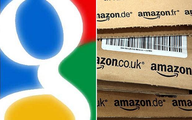 购物狂欢:谷歌PK亚马逊