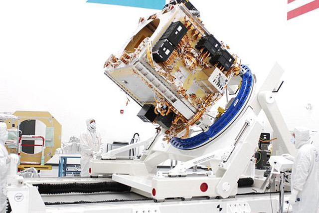 谷歌地球发射对地观测卫星:可分辨31厘米物体