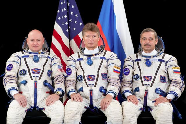 NASA创纪录新任务:宇航员们要在太空逗留一年