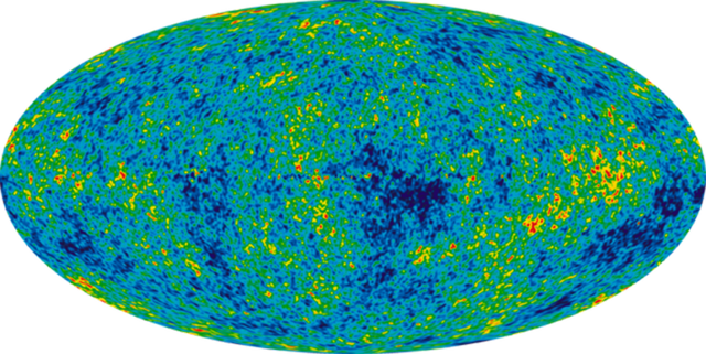 科学家发现我们的宇宙或与其他宇宙碰撞