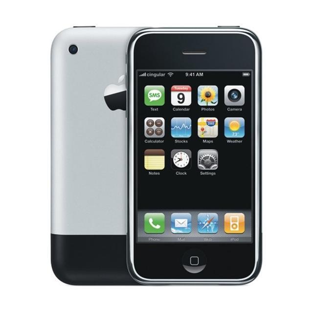 """苹果十年版手机将用""""水滴""""理念设计 向首款iPhone致敬"""