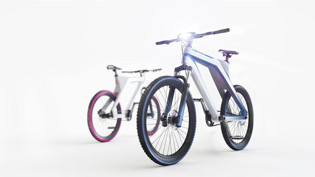 百度证实研发自行车操作系统 样车四季度面世的照片 - 2