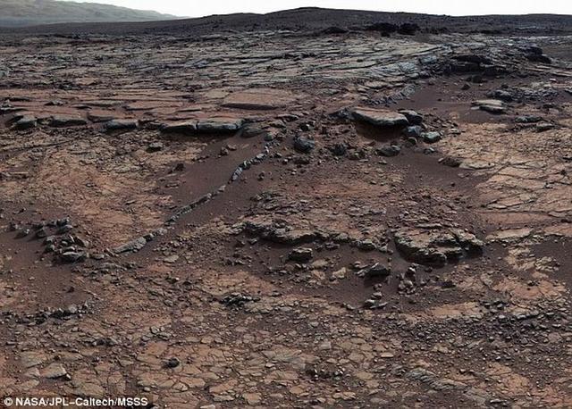 远古火星大气缺少二氧化碳难以融化大量冰层