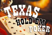 No.4 Texas HoldEm Poke