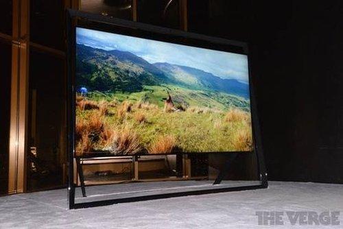 三星CES推出电视、超极本和相机新品 主打智能牌