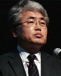 LGD面板副总裁Mike Jun