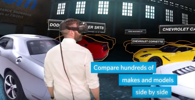 是不是特别讨厌汽车销售员?以后VR就把他们的嘴封住了