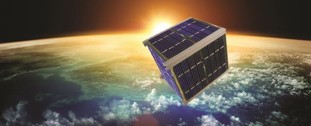 """世界首颗12U""""立方星""""成功应用 中国将参与卫星标准制定"""