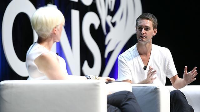 Snapchat CEO:创意和乐趣是广告最重要部分